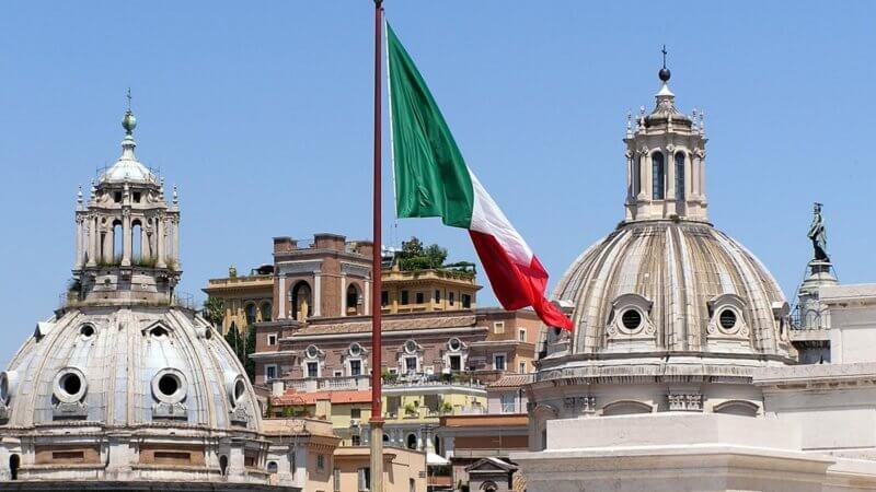 Легализация Италия