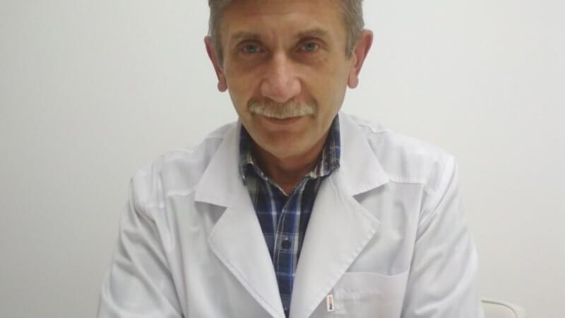 Штыркало Олег Зиновьевич — врач-невролог высшей категории