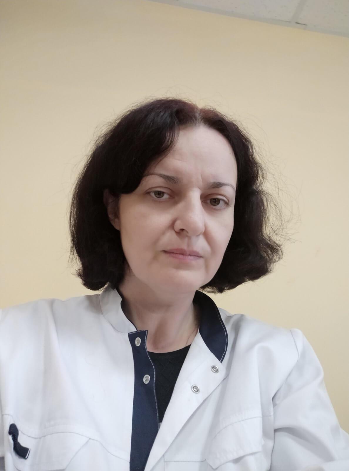 Лашевич Ольга Иосифовна — семейный врач
