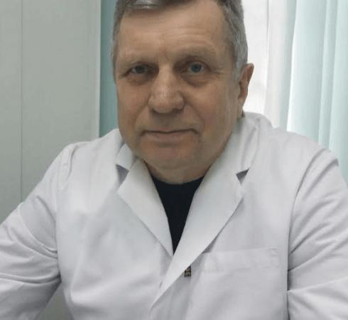 Цибульский Юрий Васильевич — врач отоларинголог высшей категории