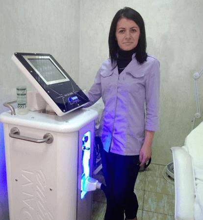 Шкарупа Снежана — доктор косметолог-дерматолог
